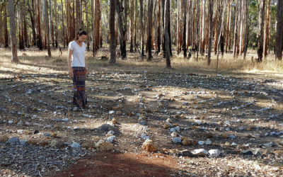 What Walking a Labyrinth Taught me About Acceptance