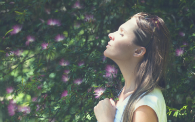 Cue Your Body to Relax with this Simple Breathing Technique